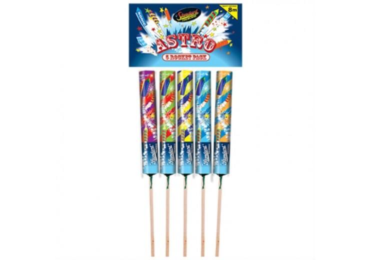 Astro Rocket Pack BOGOF
