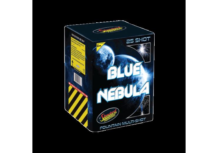 Blue Nebula Gender Reveal