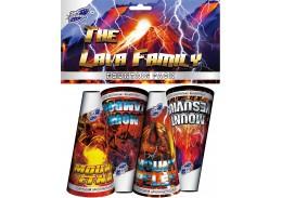 Lava Family Cones