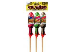 Metal Warriors Rocket Pack