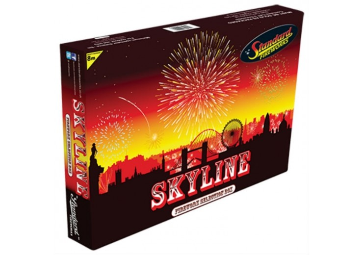 Skyline/Night Sky Selection Box BOGOF